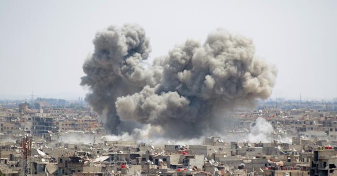 Свят 26 убити при въздушни удари в Идлиб, сред жертвите