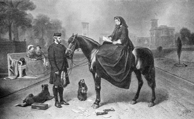 Любовната афера на кралица Виктория, предизвикала нечуван скандал