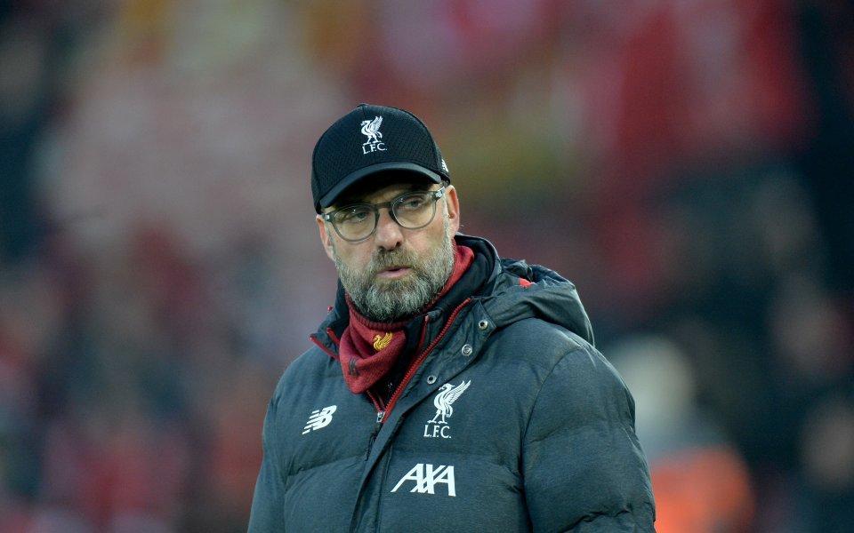 Мениджърът на Ливърпул Юрген Клоп потвърди, че не мисли за