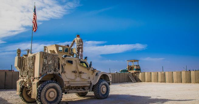 Напрежение: САЩ блокираха руски военен конвой в Сирия Ескалацията идва