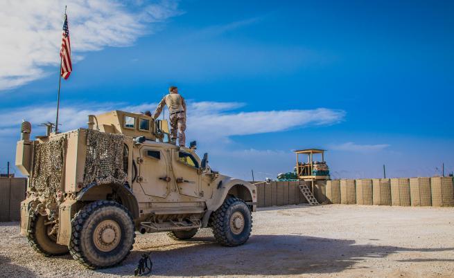 Напрежение: САЩ блокираха руски военен конвой в Сирия