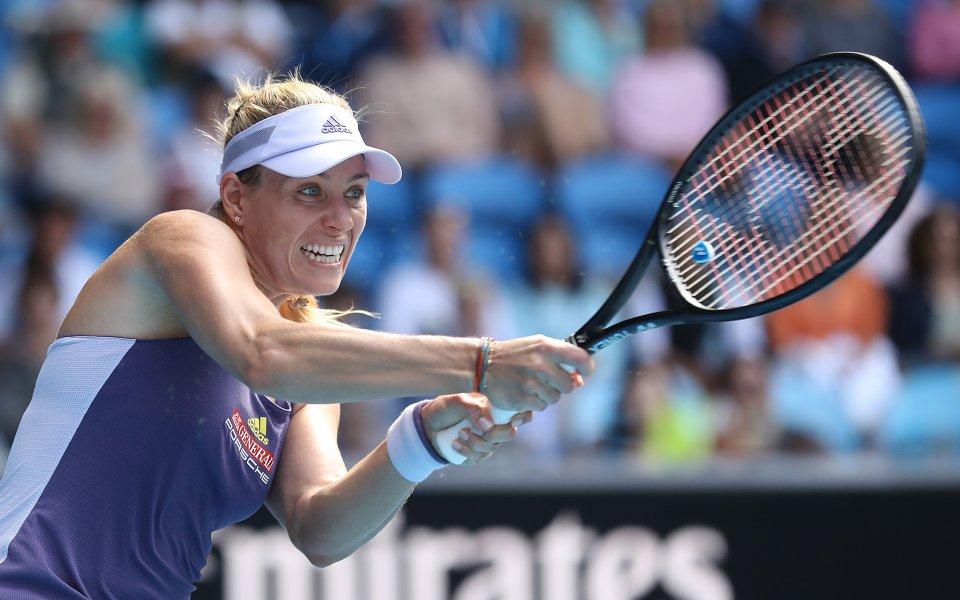 Симона Халеп се класира за третия кръг на Откритото първенство