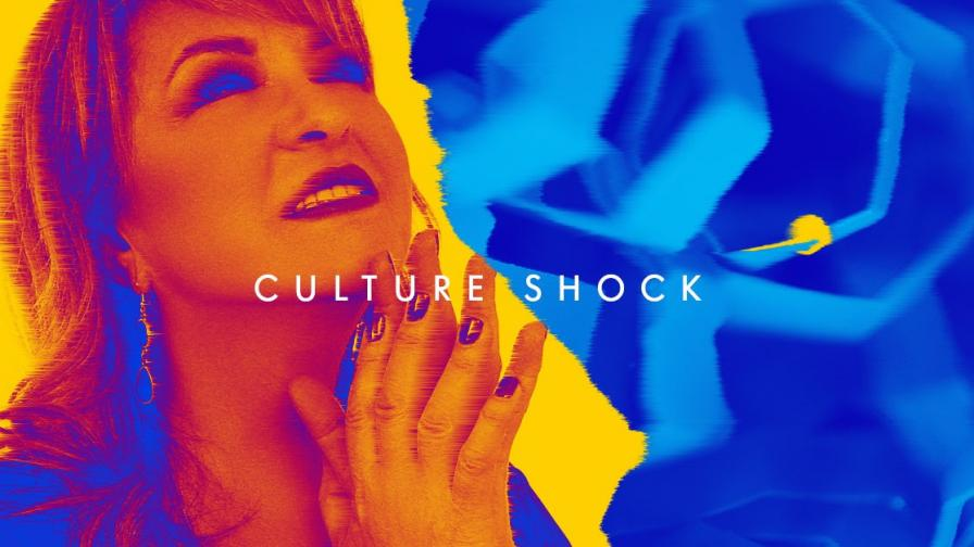 Absolut Culture Shock и Маргарита Хранова зад пулта