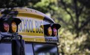 Две деца загинаха при тежка катастрофа с училищен автобус в Германия (+Видео)