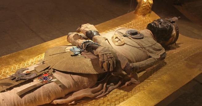 Любопитно Чуйте гласа на 3000-годишна мумия Предсмъртното желание на Несямун
