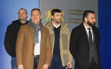 Следете на живо: Започна срещата на Бойко Борисов с феновете на Левски