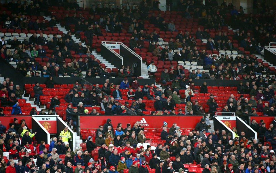 Лошите резултати и незадоволителното представяне на Манчестър Юнайтед в последно