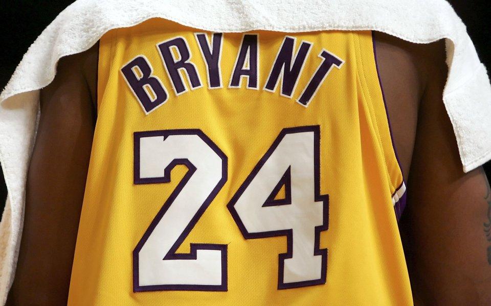 Първият отбор, оттеглил №24 от своето бъдеще в НБА е