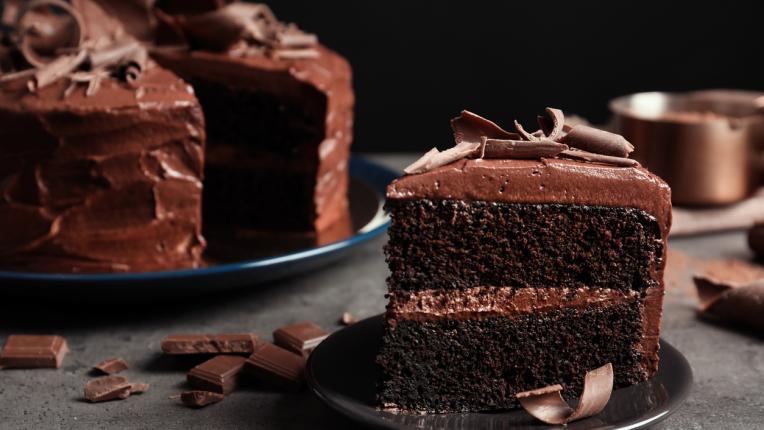 торта шоколад