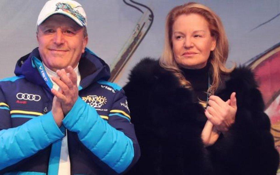 Председателят на Българския олимпийски комитет Стефка Костадинова промени седмичния си