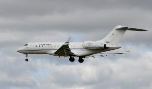 <p>Обрат, самолетът, паднал в Афганистан е на ВВС на САЩ</p>
