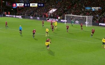 Борнемут - Арсенал 1:2 /репортаж/