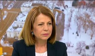 Фандъкова: Въпросът за евакуация на Перник в София не е разглеждан
