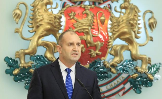 Радев наложи вето на Закона за МВР