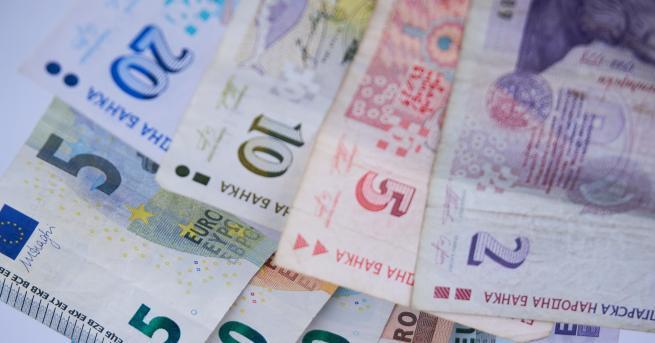 ЕЦБ и БНБ установиха суап линия за евро Съгласно новата