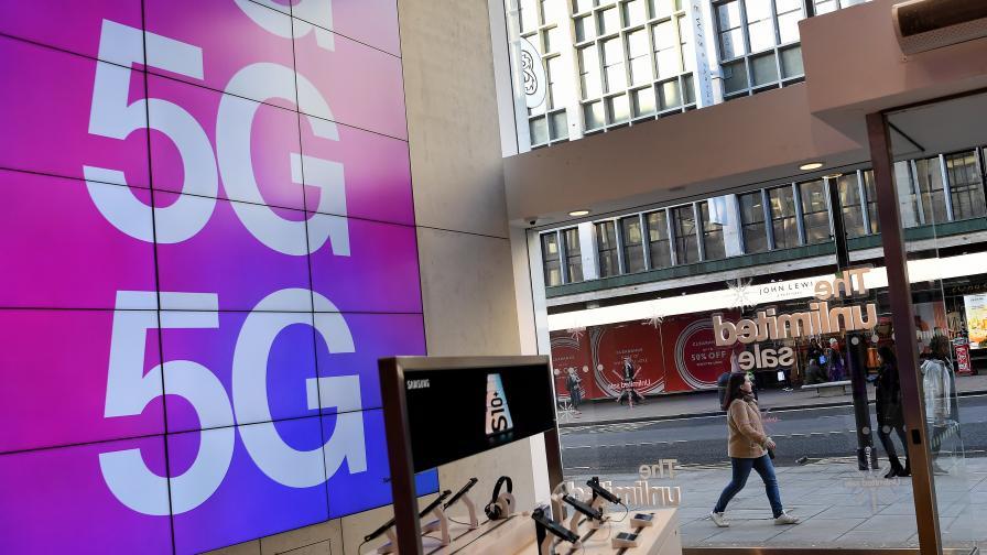 Великобритания забрани 5G оборудване от Huawei, Китай я обвини в заговор със САЩ