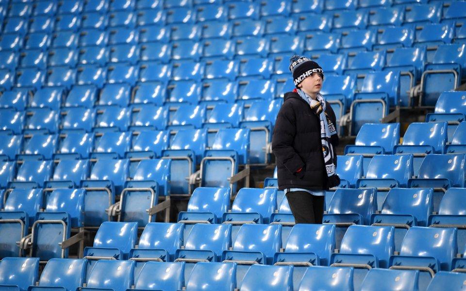 Отборите на Манчестър Сити и Манчестър Юнайтед се изправят в