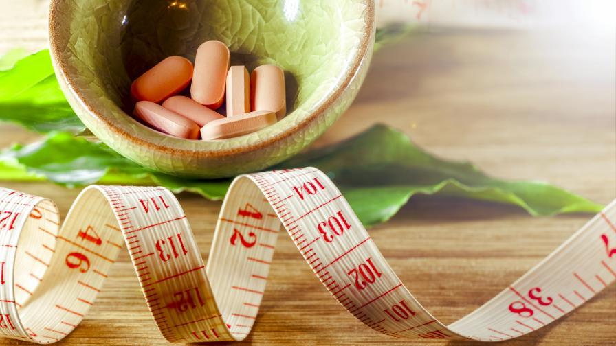 Измама: Отслабване без химии, диети и упражнения