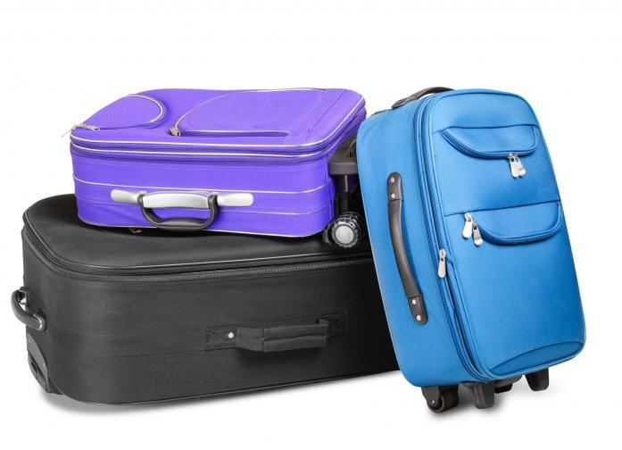 Багаж куфар сак