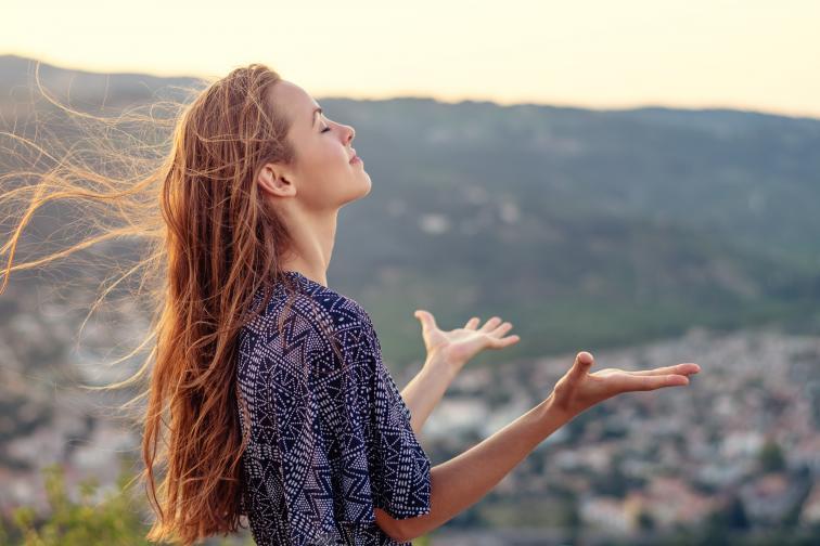 оптимизъм щастие радост