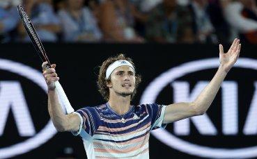 Саша Зверев: Не ме е страх да играя на US Open