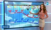 Прогноза за времето (01.02.2020 - централна емисия)