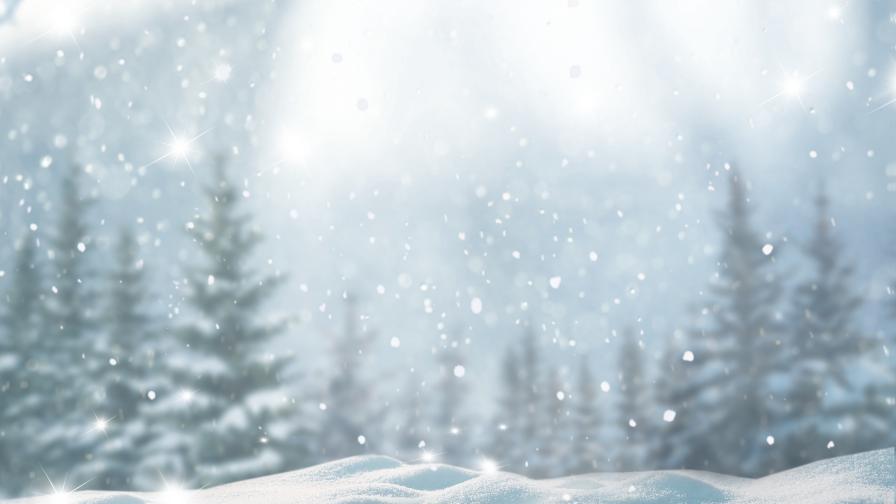 Зимата се завърна, къде ще вали сняг