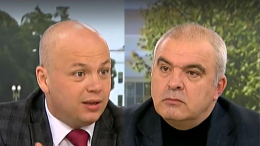 """Маноил Манев от ГЕРБ: Президентът се """"подхлъзна"""""""