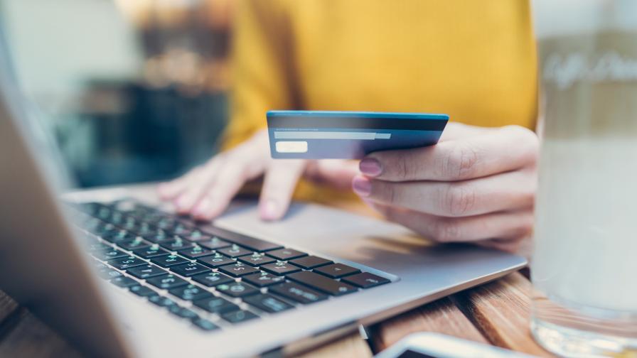 Онлайн плащанията с голям ръст покрай пандемията