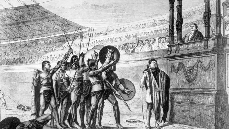 <p><strong>9 неща</strong>, които вероятно не знаете за <strong>римските гладиатори</strong></p>