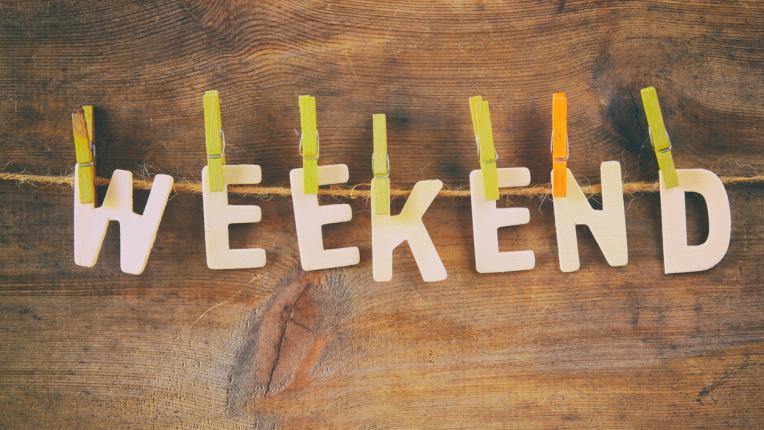 уикенд почивни дни събота неделя