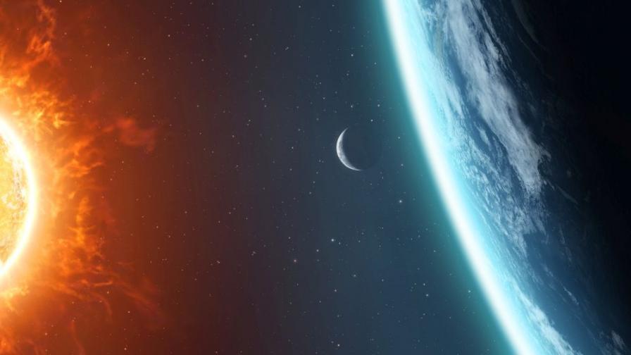 Слънцето космос