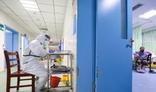 Едни от първите пациенти в Китай не могат да се изчистят от коронавируса - Теми в развитие   Vesti.bg