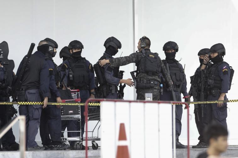 Тайланд стрелба