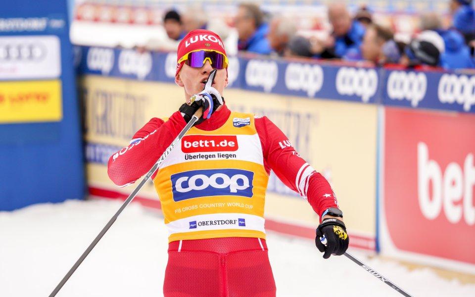 Руснак спечели масовия старт в Швеция