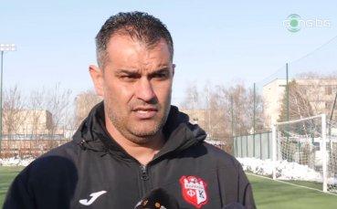Великов: Съдията допринесе за първите два гола на Локомотив