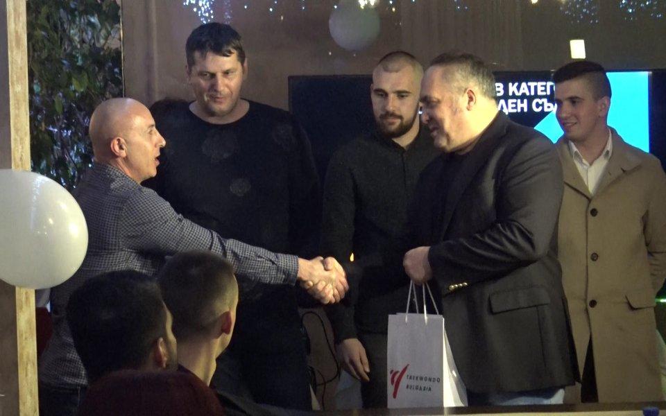 Митко Джорджев номер едно в таекуондото за 2019