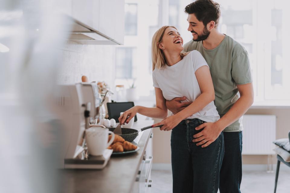 двойка жена любов