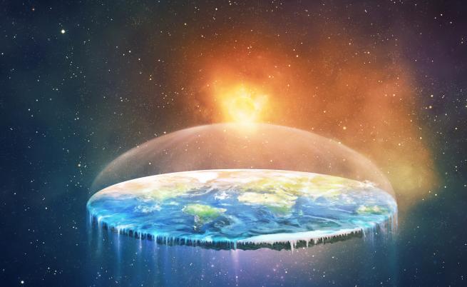 Истината за плоската Земя