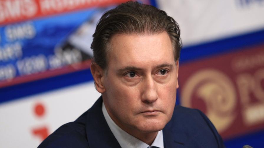 Домусчиев: Притеснявам се за Лудогорец в Милано