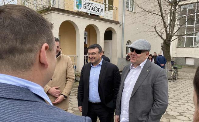 Акция в Раковски, намериха фалшиви пари