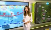 Прогноза за времето (12.02.2020 - сутрешна)