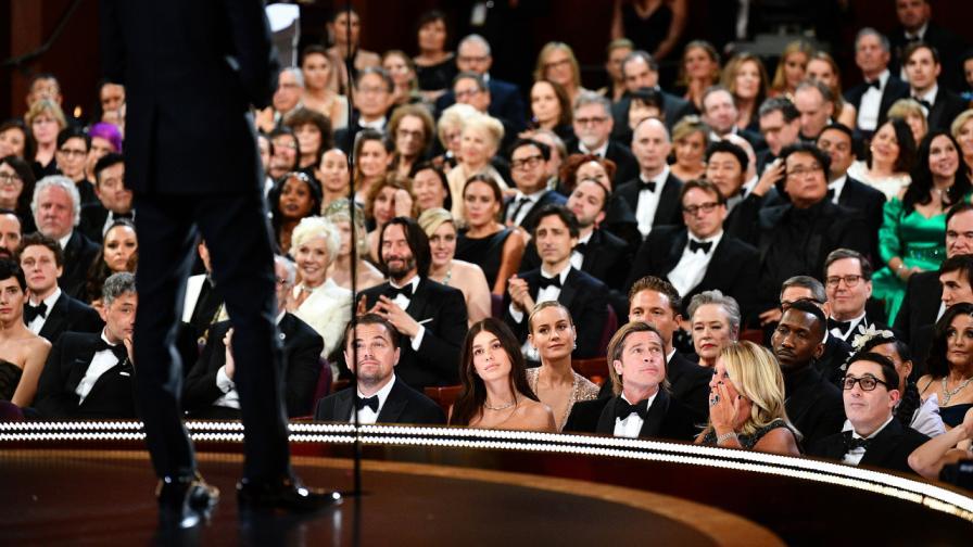 <p>Официално: Лео и Камила Мороне с първа публична поява</p>