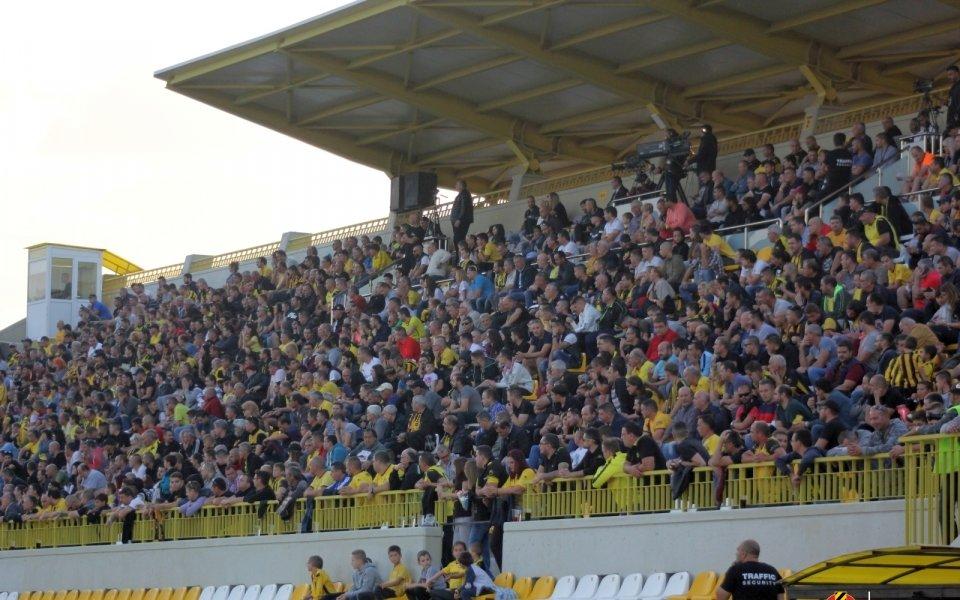 Ботев Пловдив пуска в продажба ограничено количество абонаментни карти за