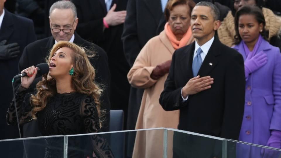 Биосе получи честта да открие церемонията по встъпване в длъжност на президента Барак Обама