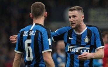 Интер няма да тренира на българска земя преди мача с Лудогорец