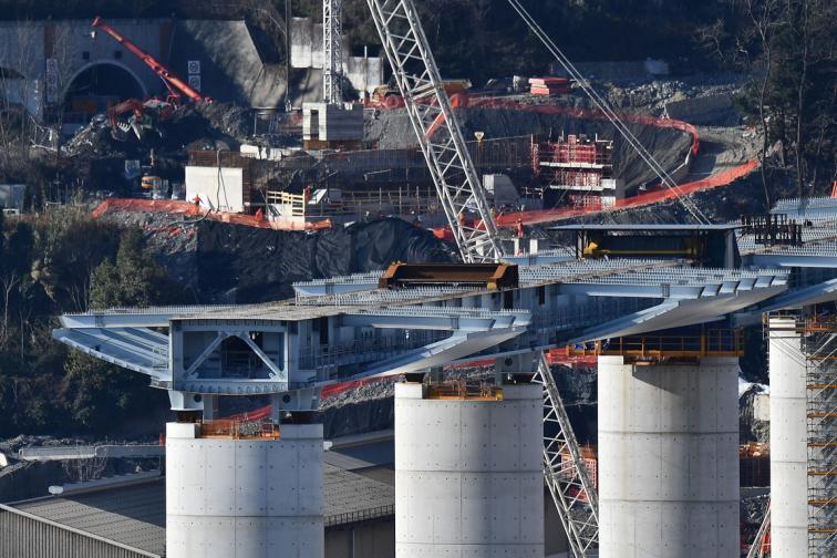 моранди мост генуа дженоа дженуа италия