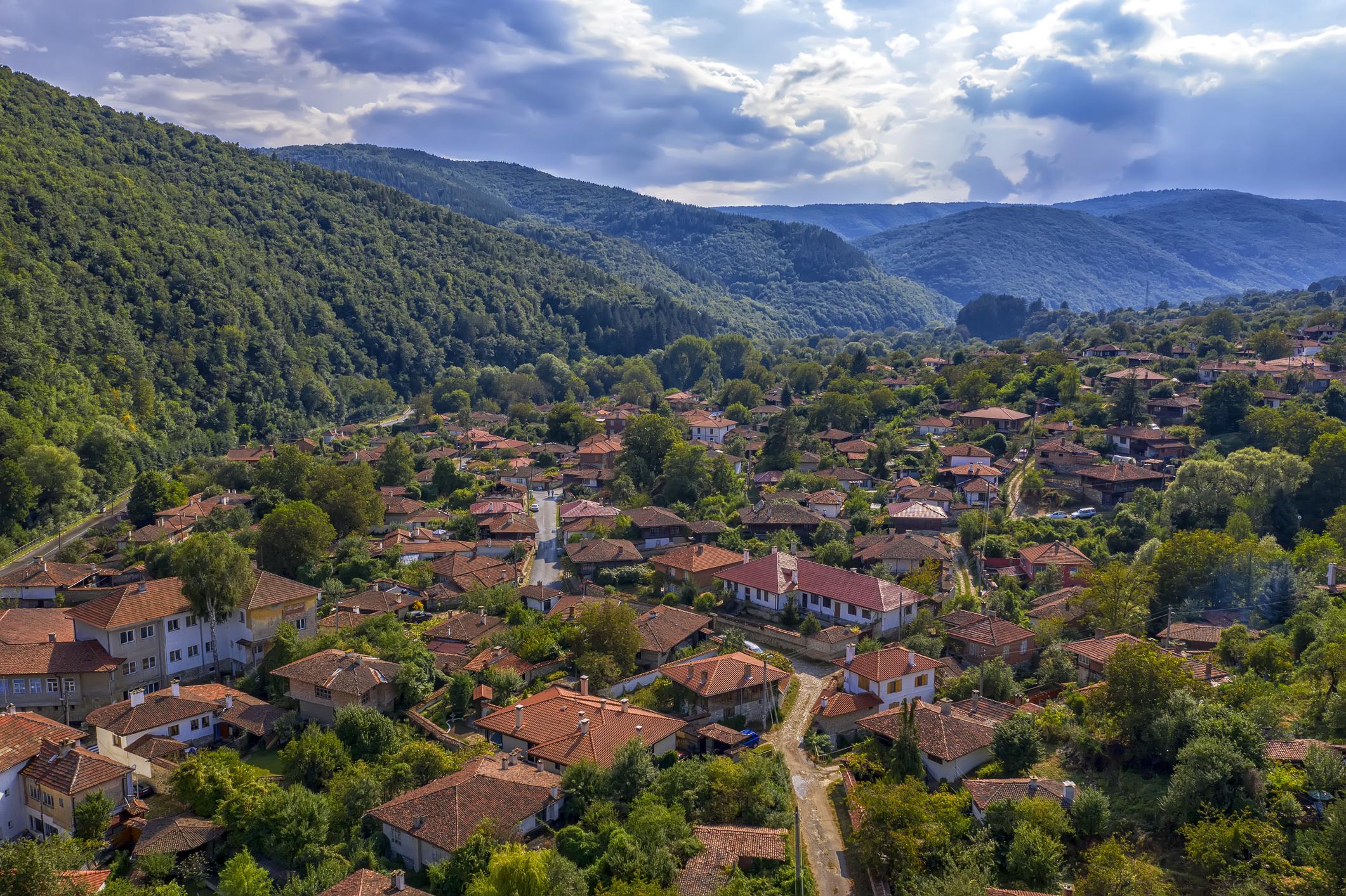 <p>Село Ичера, област Сливен</p>