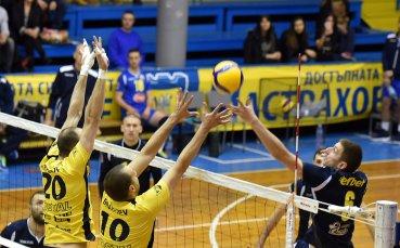 Хебър обжалва решението на волейболната федерация за прекратяване на първенството