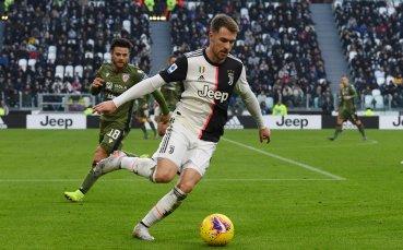 Юнайтед иска да спаси Рамзи от Торино